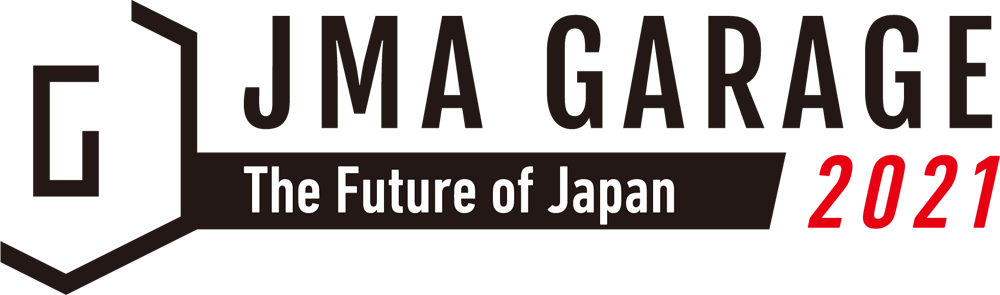 JMA GARAGE 2021「The Future of Japan」